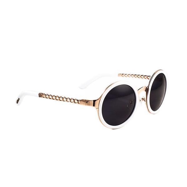 Chilli Beans Big Freedia Round Sunglasses