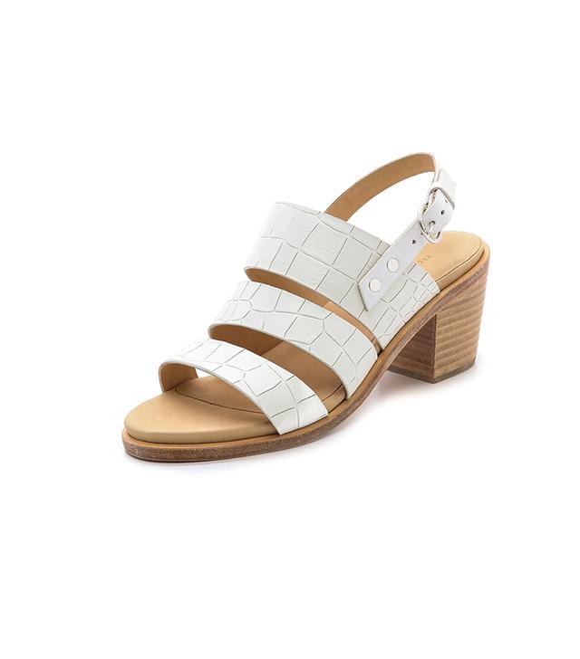 Rag & Bone Folsom Sandals ($315) in White  You won't regret it…