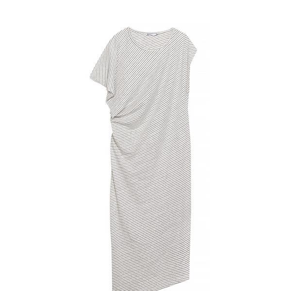 Zara Asymmetrical Long Dress