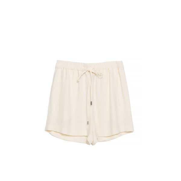 Zara Loose Shorts with Elastic Waist