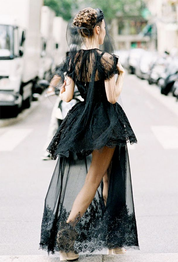 15 Of The Most Glamorous Street Style Photos Ever