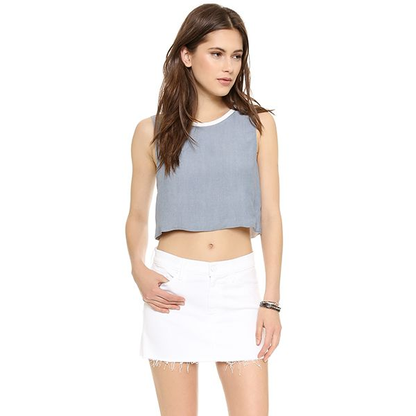 ADDISON x We Wore What Reversible Top