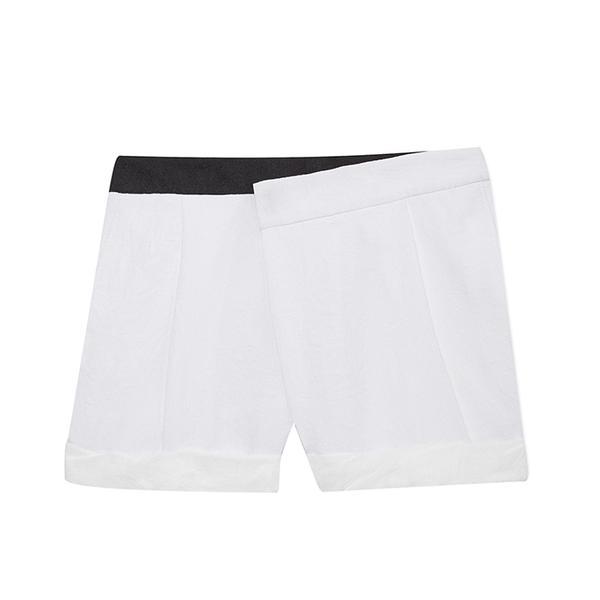 Helmut Lang Sugar Origami Shorts