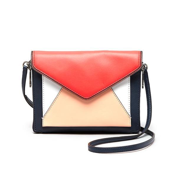 Rebecca Minkoff Marlowe Mini Colorblock Crossbody Bag