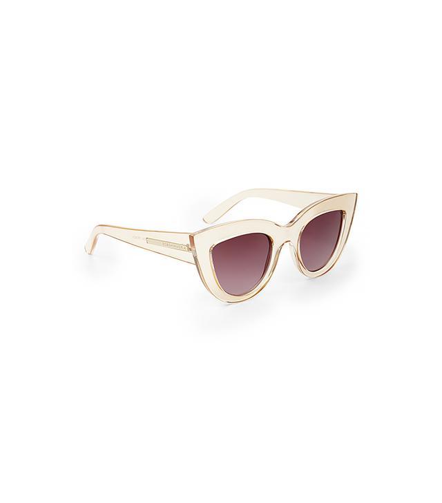 BCBGMAXAZRIA Novelty Cat-Eye Sunglasses ($99)