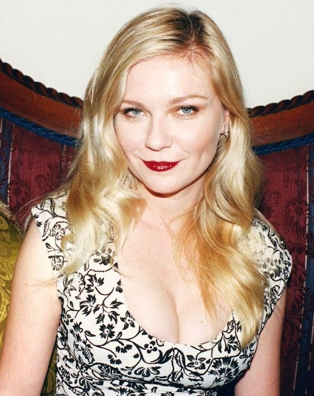 Kirsten Dunst For W Magazine's Special Edition By Sofia Coppola