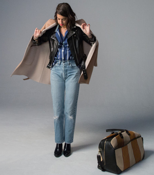 How To Pack For A Weekend Trip The Right Way With The Man Repeller