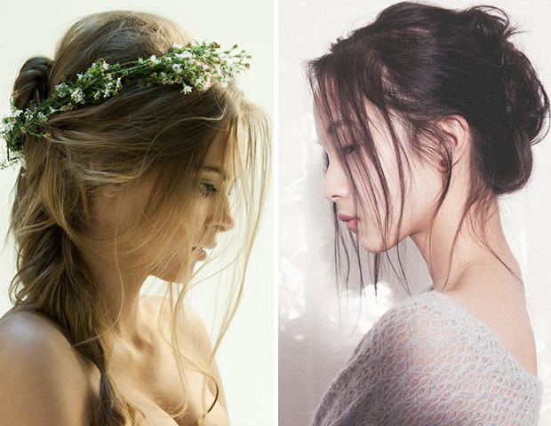 15 Gorgeous Wedding Updos That Are Actually Cool