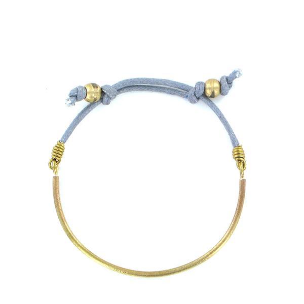 Made Kakumbo Cord Bracelet