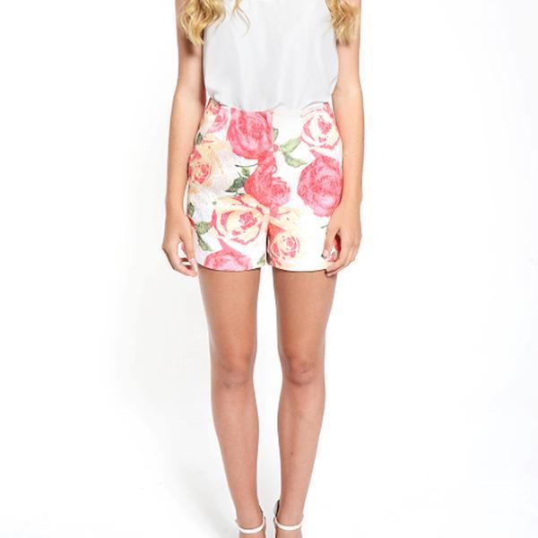 Wilde Willow Rosette Shorts