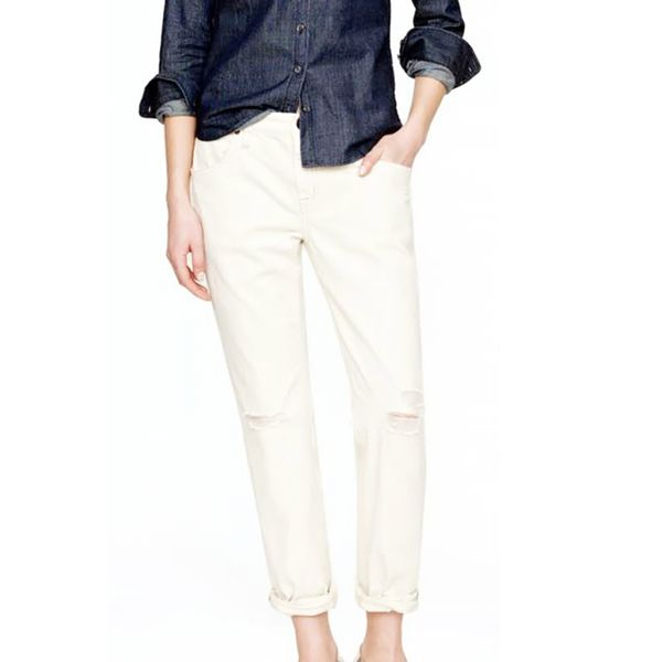 J.Crew Broken-In Boyfriend Jeans