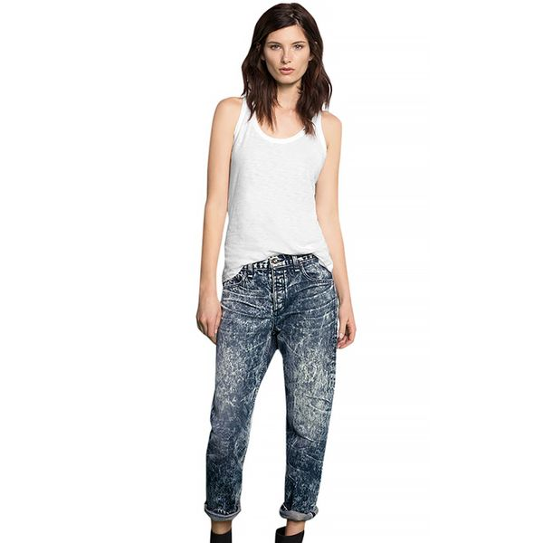 Rag & Bone/JEAN Marilyn Crop Jeans