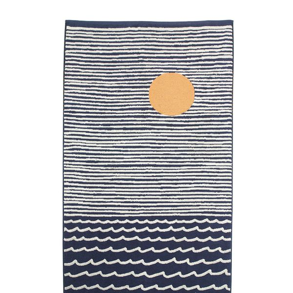 M. Carter Beach Towel