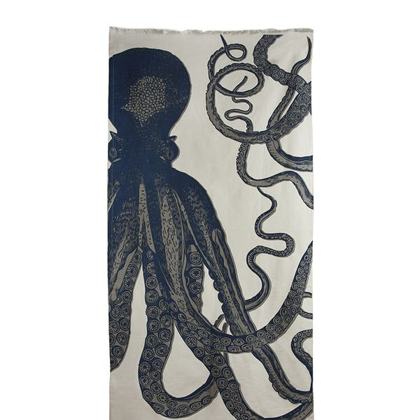 Thomas Paul Bath Octopus Beach Towel
