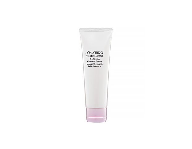 Shiseido White Lucent Brightening Cleansing Foam