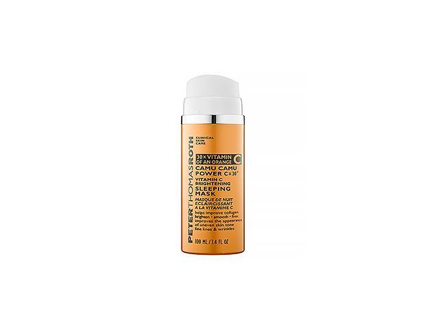 Peter Thomas Roth Camu Camu Power C x 30 Vitamin C Brightening Sleep Mask