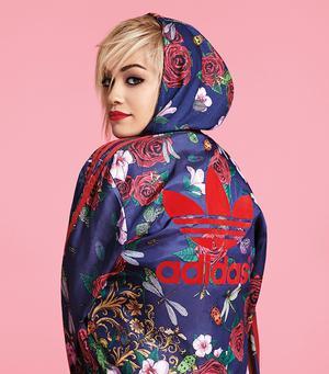 Stylish Sneaker Alert: Rita Ora Collaborates With adidas