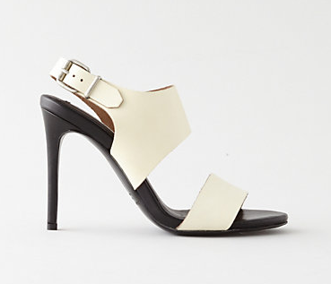 Acne Studios Tillie Leather Sandals