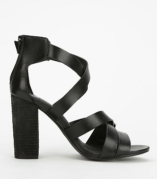 Shellys London Coessa Strappy Heeled Sandals