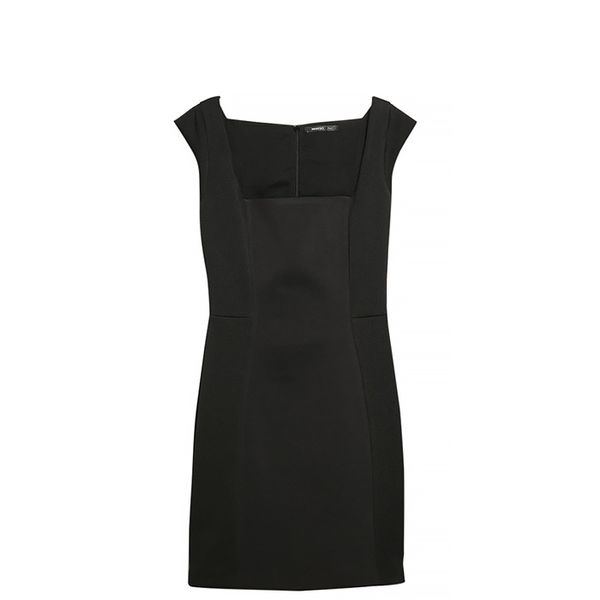 Mango Neoprene Dress