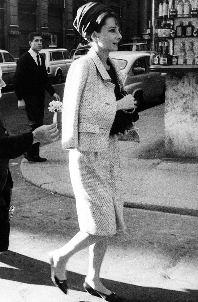 Who: Audrey Hepburn
