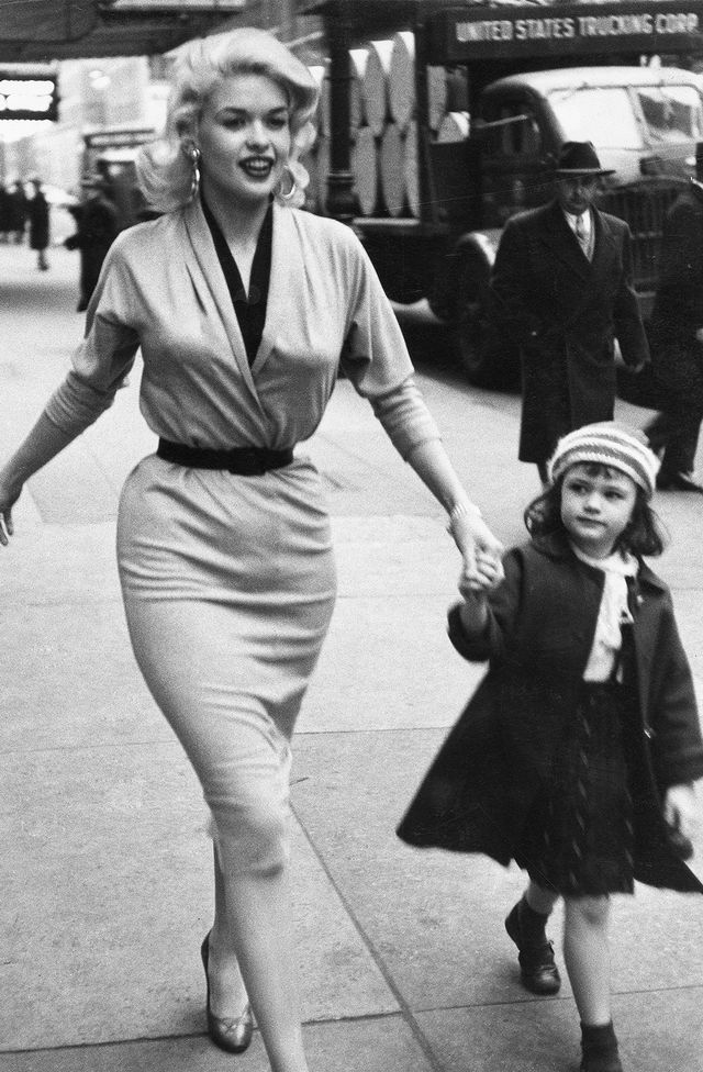 Who: Jayne Mansfield