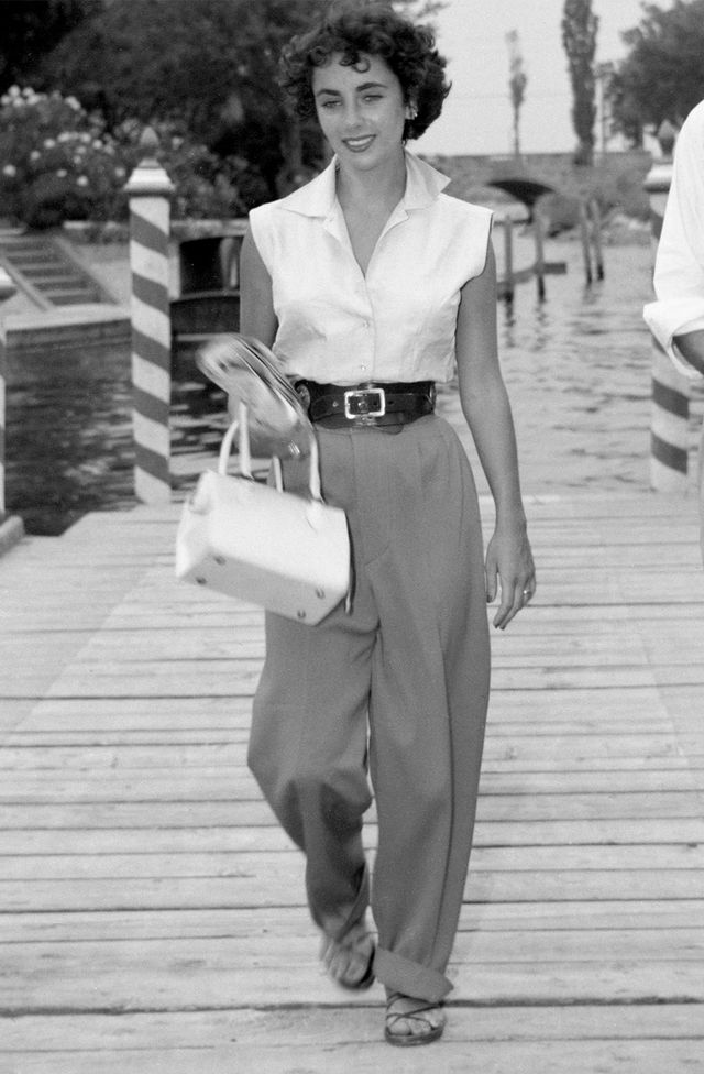 Who: Elizabeth Taylor