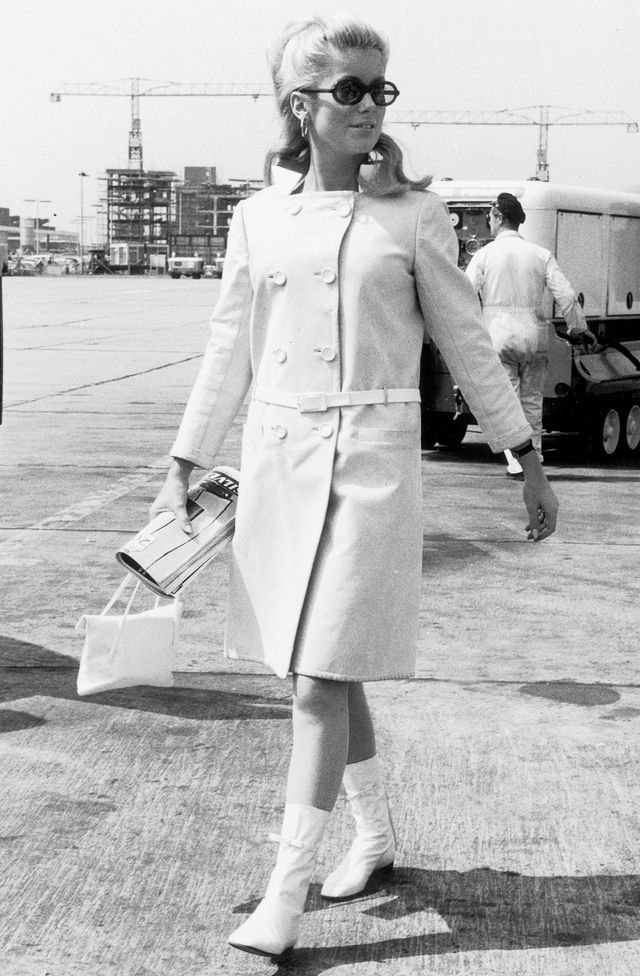 Who: Catherine Deneuve