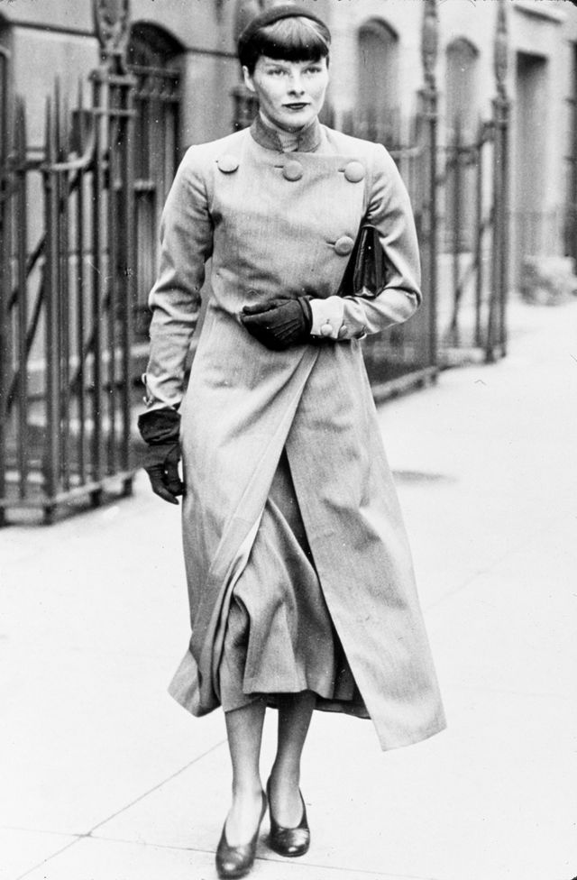 Who: Katharine Hepburn