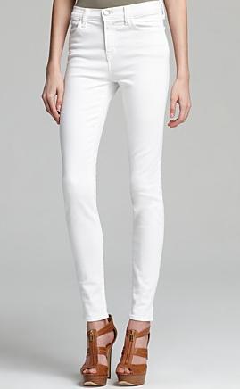 J Brand High Rise Maria Skinny Jeans