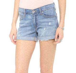 BB Dakota Dakota Collective Camilla Rolled Shorts