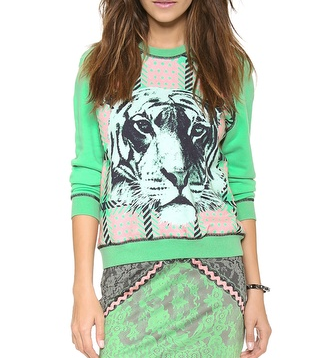 Emma Cook Tiger Sweatshirt