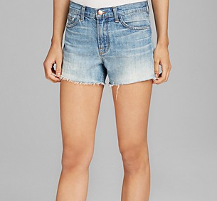 J Brand Carly Cutoff Shorts