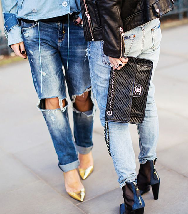 The Best Boyfriend Jeans For Summer (Yes, They're Still Cool ...