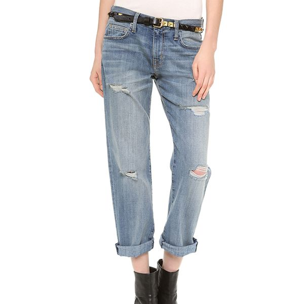 Current/Elliot The Boyfriend Jeans