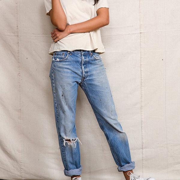 Urban Renewal Vintage Levi's Jeans