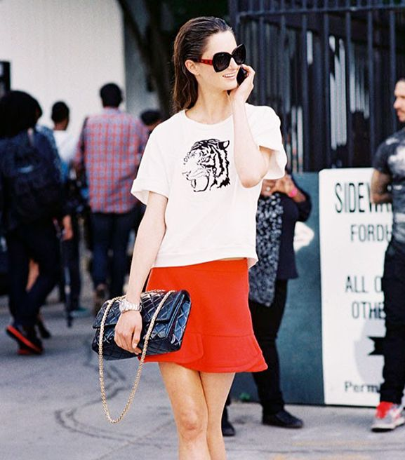 22 Fresh Street Style Looks To Snag
