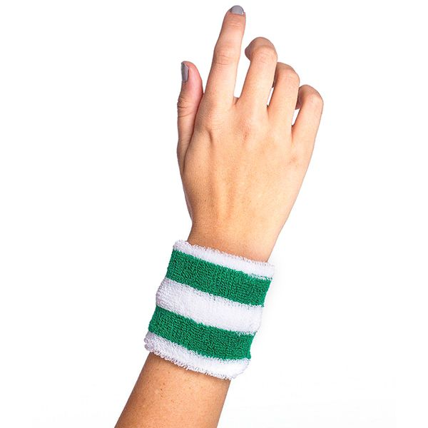 American Apparel Unisex Flex Terry Wristband