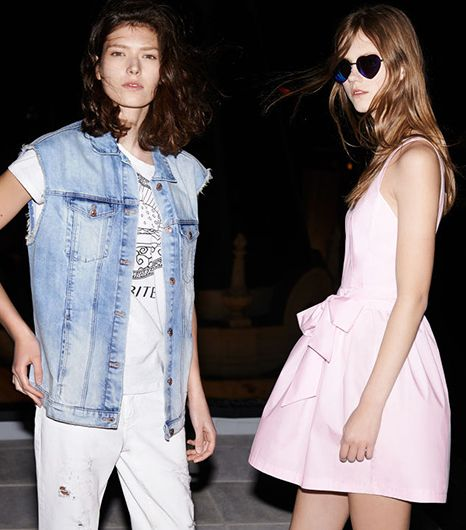 Shop Zara's Summer TRF Lookbook