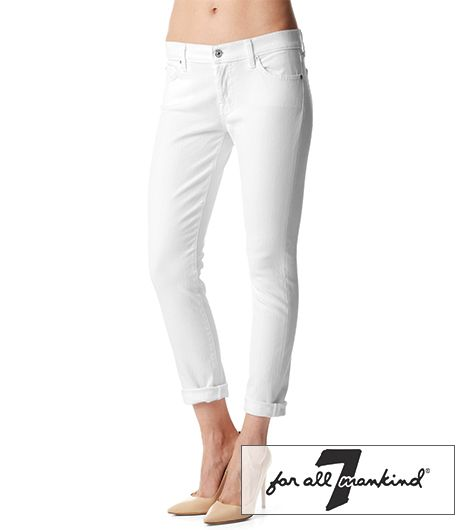 7 For All Mankind Josefina Feminine Boyfriend Jena