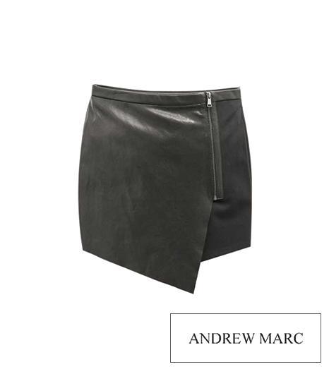 Andrew Marc Serena Skirt