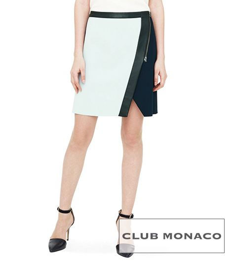 Club Monaco Mori Skirt