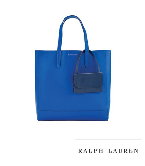 Ralph Lauren Small Easy Tote