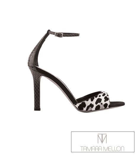 Tamara Mellon Wild Night Pony Heels