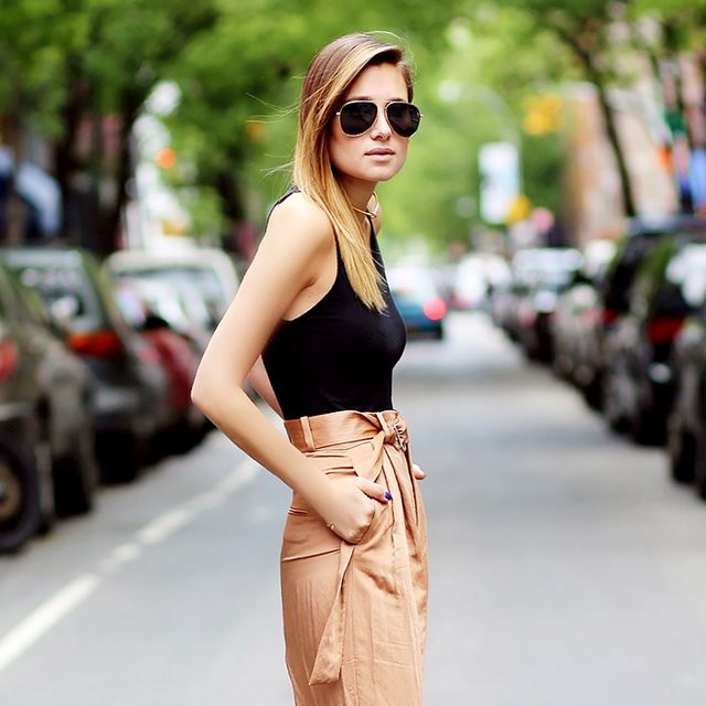 This Week's Most Covetable Blogger Looks