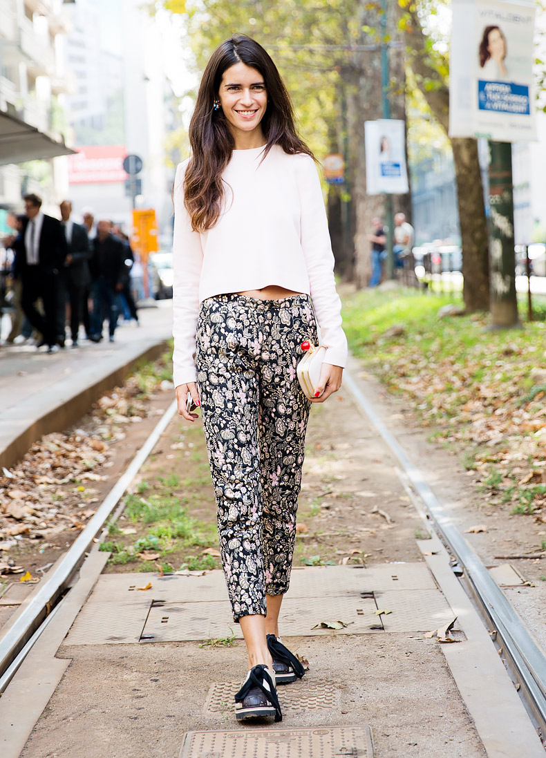 Tip of the Day: Statement Trousers