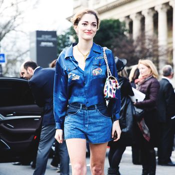 Tip of the Day: Denim Shorts