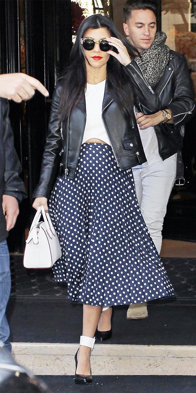 Kourtney Kardashian Is Spot On In ASOS