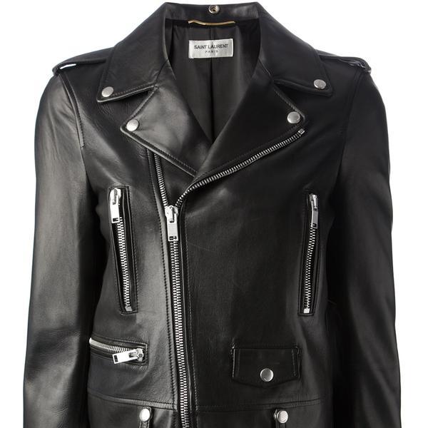 Saint Laurent Perfecto Leather Jacket