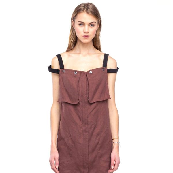 Rachel Comey Banded Dress